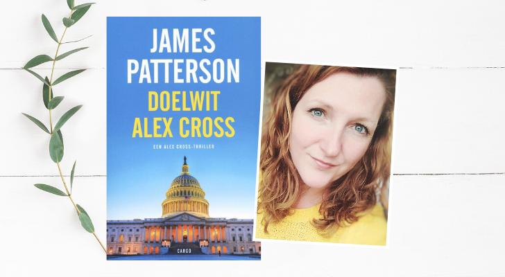Vriendin las 'Doelwit Alex Cross' van James Petterson