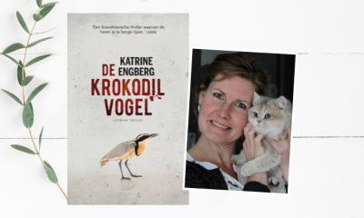 Vriendin las 'De krokodilvogel' van Katrine Engberg: 'Het verhaal leest lekker'