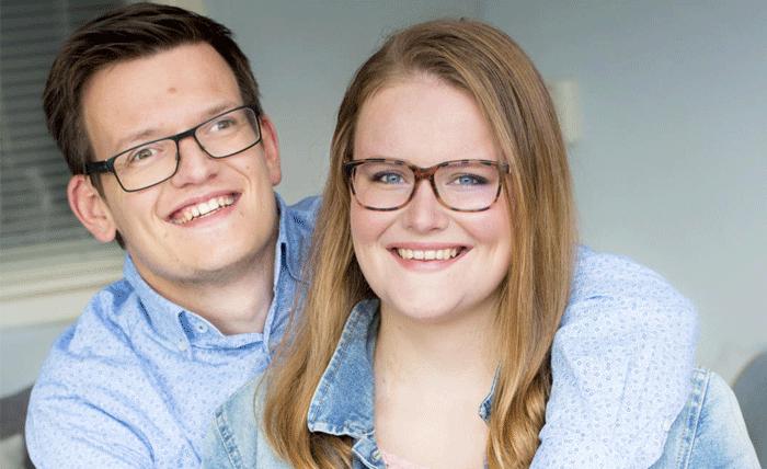 Michelle: 'Mijn grote, sterke broer heeft nu voor altijd mijn hulp nodig'