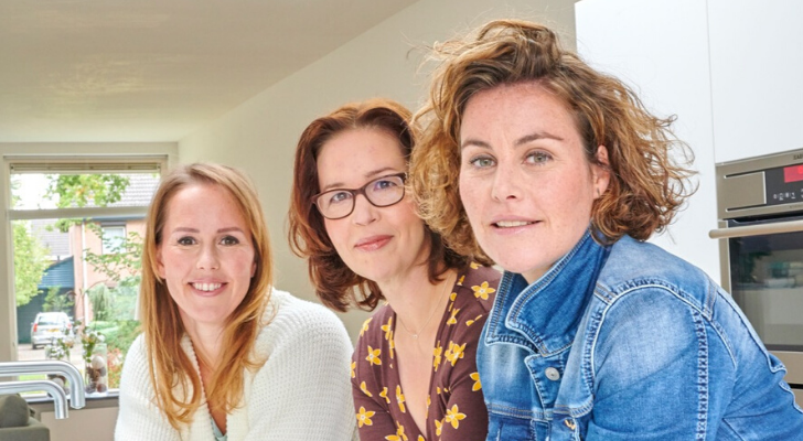 Joyce, Gaby en Janneke verloren hun vriendin aan borstkanker