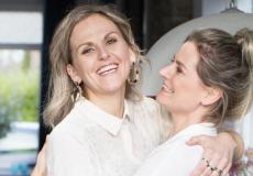 Astrid: 'Ik kreeg twee dochters dankzij de eicellen van mijn zus'