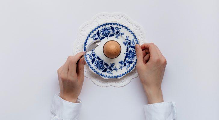 kooktijd-ei